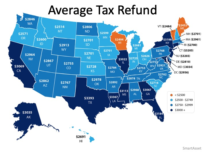 How Your Tax Refund Can Move You Toward Homeownership This Year | Simplifying The Market